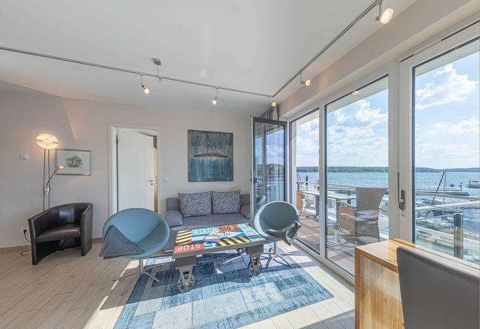 Panorama Suite in der Hafenresidenz 4****