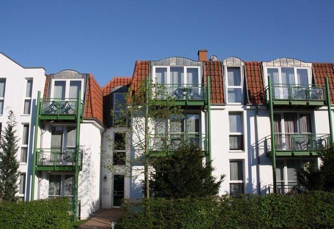 Aparthotel Tropenhaus Bansin