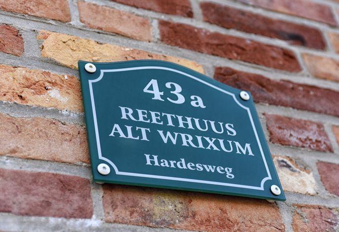 Reethuus Alt Wrixum