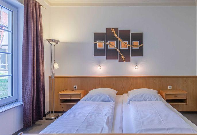 Bett zum Träumen am Goldberger See