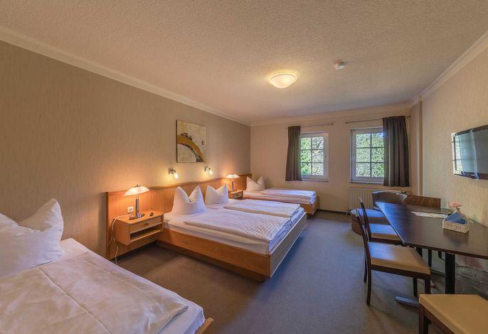 4-Bett Apartment Hecht