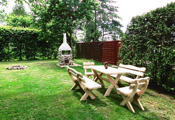 Großzügige Ferienwohnung im mecklenburgischen Bauernhaus