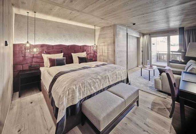 Cocoon Luxury Spa Suite (ca. 90m²)