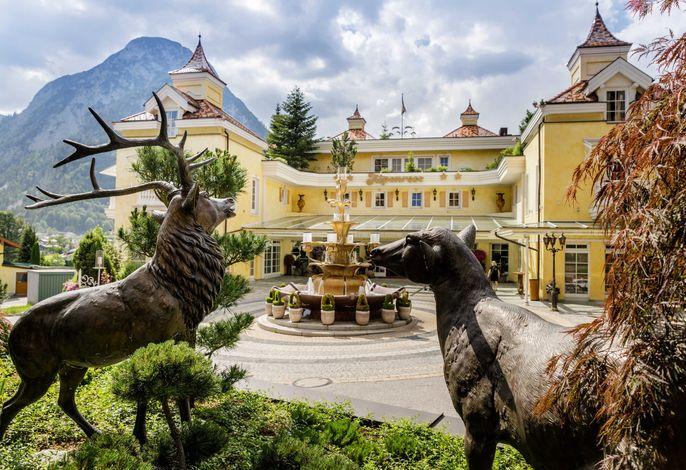 Der alpine Kraftplatz - Alpenrose / Cocoon Lodge