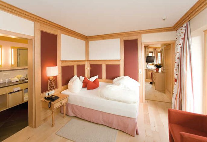 Wohnkomfortzimmer - 1tes Schlafzimmer