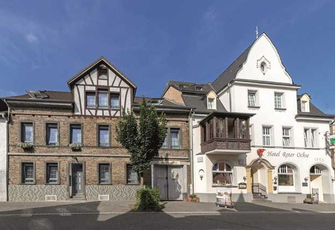 Burgenheimat - Apartments & Boardinghouse