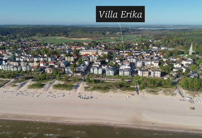 Villa Erika - Wohnung 1