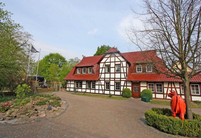 Ferienhof direkt an der Müritz SEE 10030