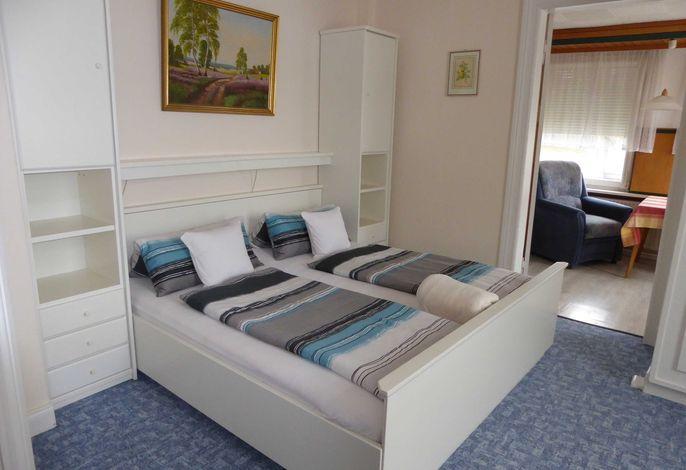 Schlafzimmer mit bequemen Matratzen