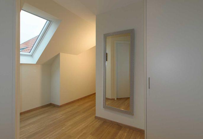 Eingang zur Wohnung 5