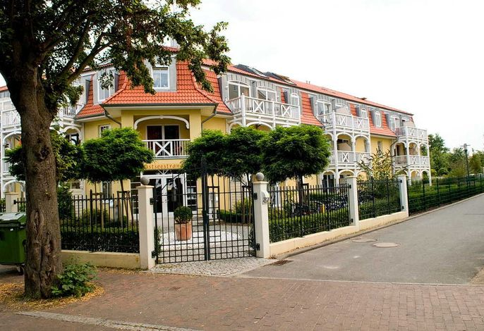 Apartment-Residenz Ostseestrand 11