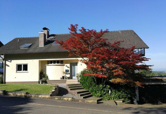 Haus der Familie Burkhardt