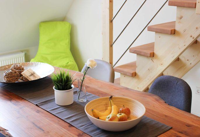 offener Küchen-, Wohnessbereich
