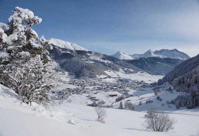 Apart Bergzeit