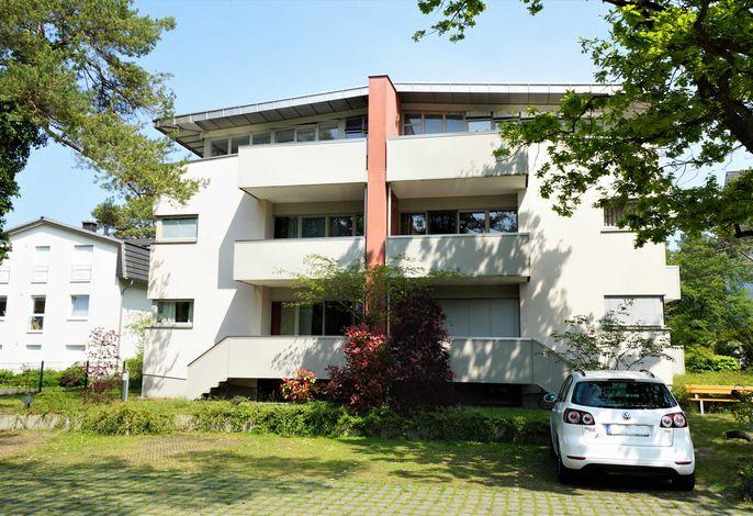 Villa Marlen - Whg. 3 - direkt am Strand