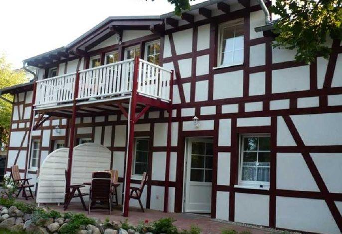 Nordseite Haus Anna Eingang Wohnung 9