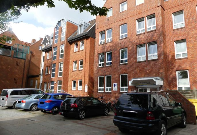 Nordland Appartements Wohnung 7 Bornholm