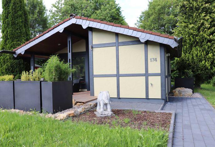 Ferienhaus Robinson Paradiesecke 174