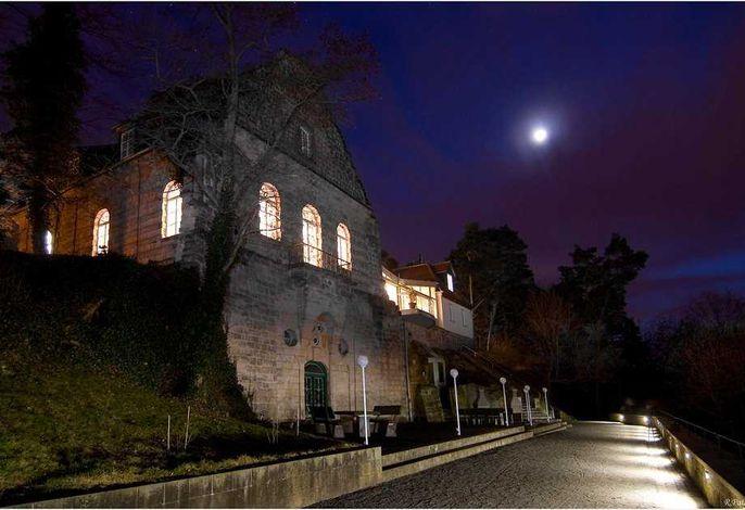 Pension Jagdschloss Spiegelsberge