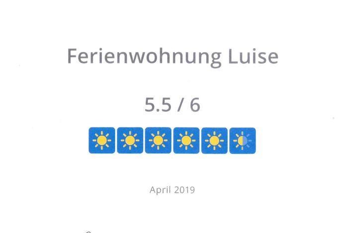 Ferienwohnung Luise