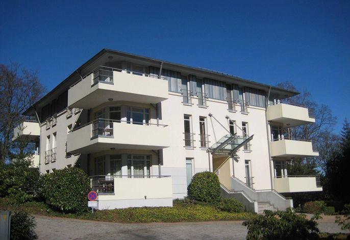 Residenz Bleichröder, WE 15, Apartmentvermietung Sass