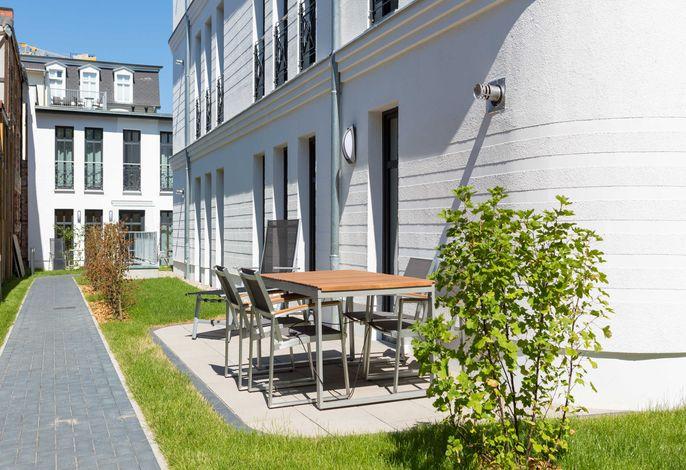 Quartier am Kurpark - Gartenhaus - Appartement 12
