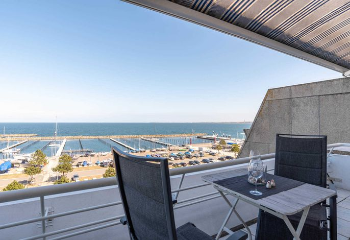 Ferienwohnung Hafen & Strand