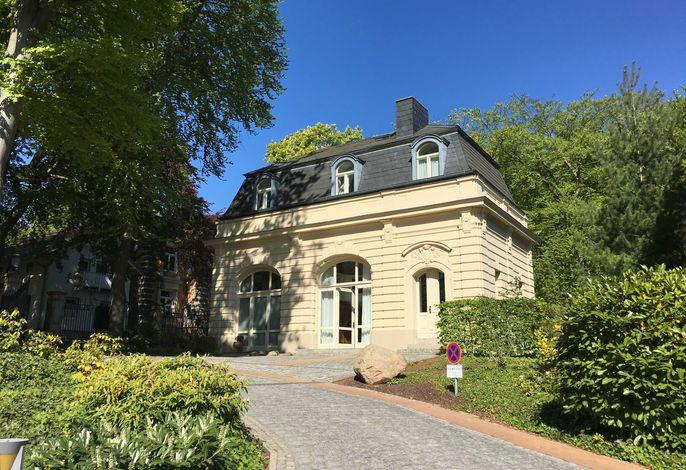 Residenz Bleichröder, Mews, WE 7,  Apartmentvermietung Sass