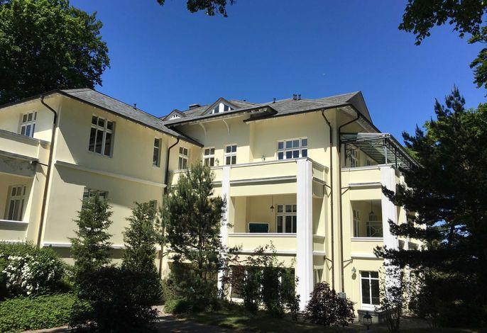 Villa Caprivi, WE 3,  Apartmentvermietung Sass