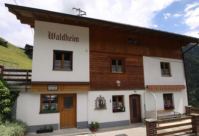 Haus Waldheim, Kappl
