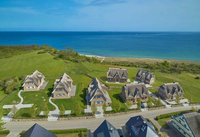 Strandhaus Düne F661 Haus  6 mit Meer + Strandzugang