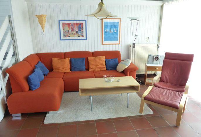Ferienhaus 46 Blau Huus