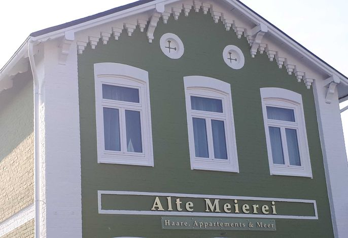 Ferienwohnung Alte Meierei 1899