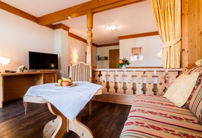 Ferienwohnung 5 im Appartementhaus an der Rottach