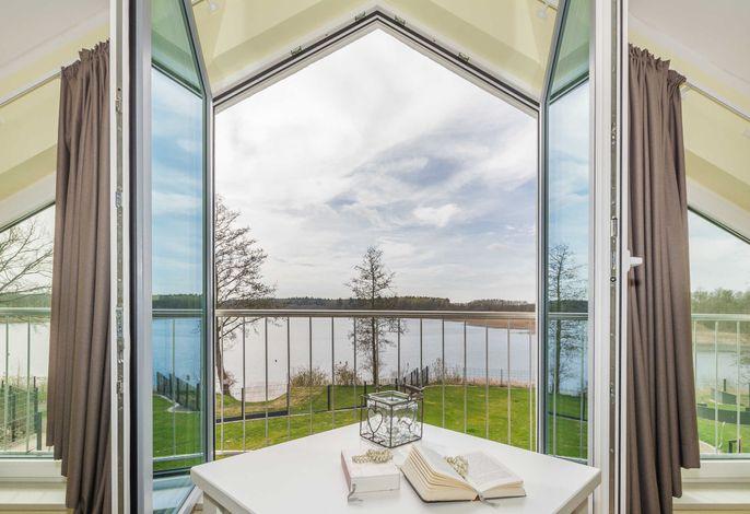 Luxus See - Domizil mit Sauna, Kamin, eigener Seezugang