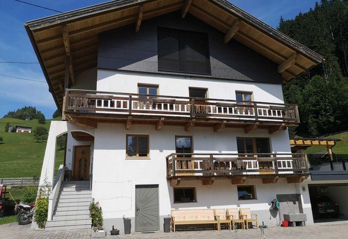 Haus Tilg - Ferienwohnung