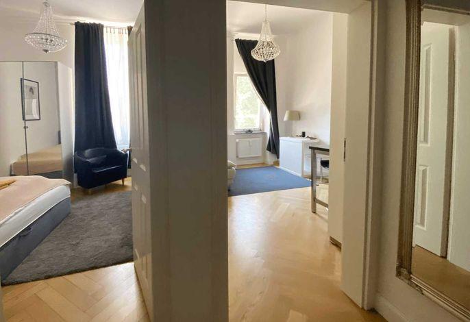 Villa Uhland - Getaway (2 Zimmer Wohnung)