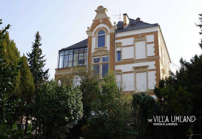 Villa Uhland - Ferienwohnungen Wiesbaden