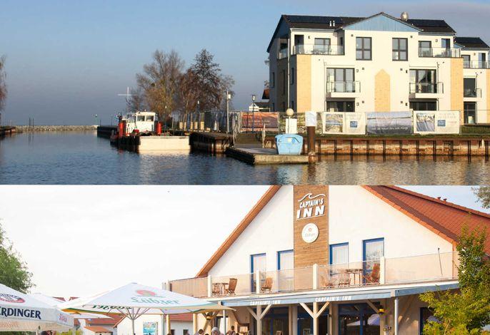 Kuhnle-Tours Hafendorf Müritz Ferienwohnung