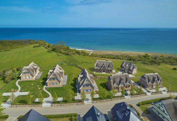 Strandhäuser Lobbe -F661 | Haus7 Ostsee Kamin+Sauna+Meer
