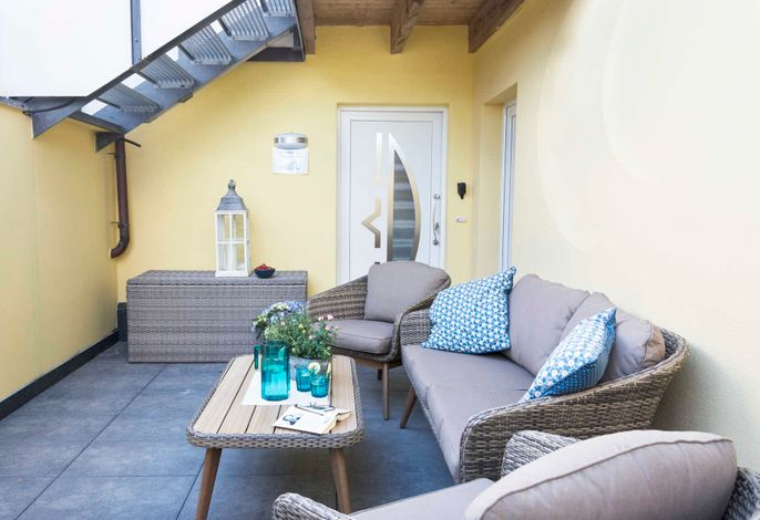 Freie Sicht - Haus am Wattenmeer