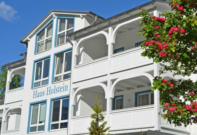 Haus Holstein F 567 WG 06 im 1.OG + Balkon zur Abendsonne