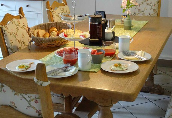 Bed & Breakfast - Dat lütte Nest in Höxmark bei Schönhagen