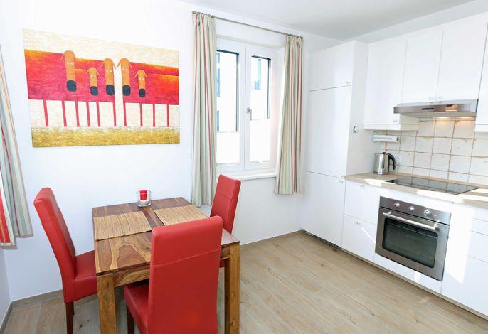 Küchen-und Essbereich