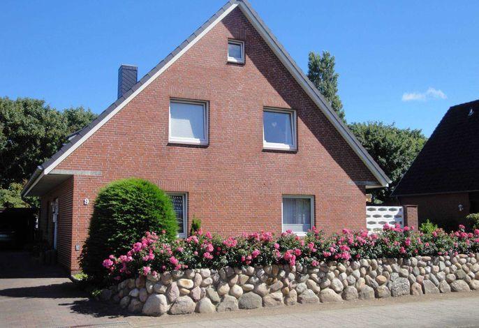 Haus Strandstrasse - Wyk auf Föhr / Nordfriesische Inseln