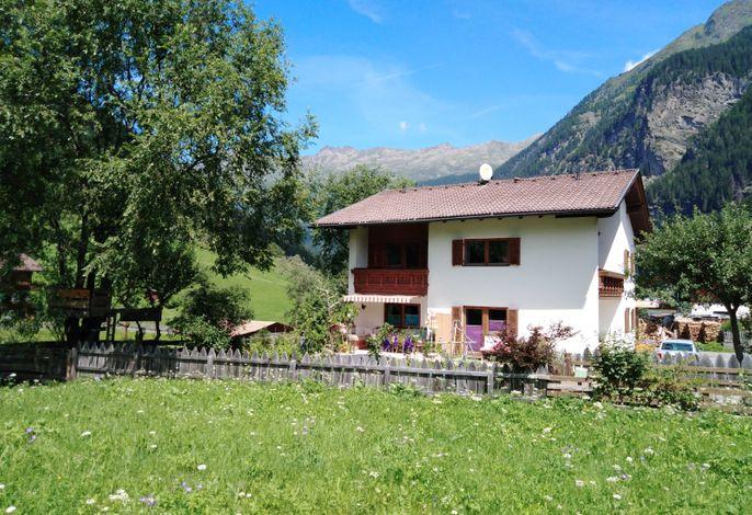 Haus am rechten Fleck