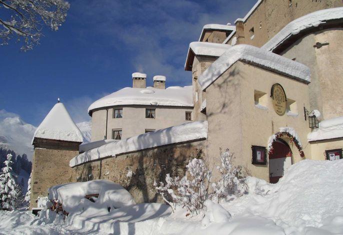 Ferienwohnungen Schloss Naudersberg