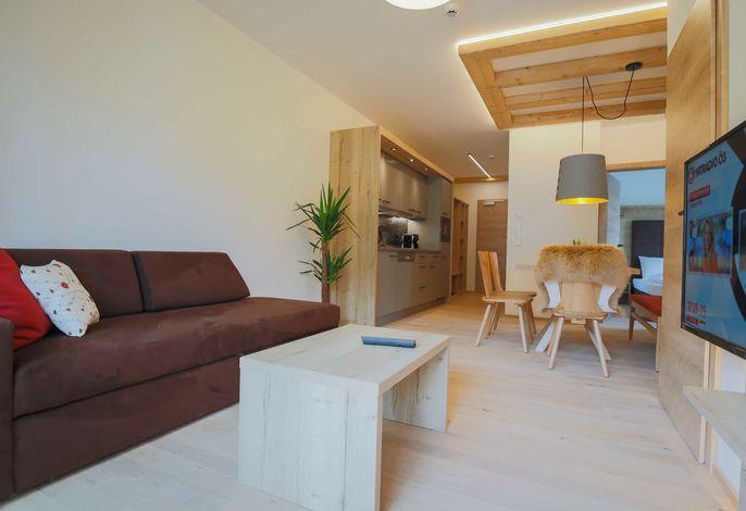 Grand Apart Stoder ohne Sauna - Wohnbereich