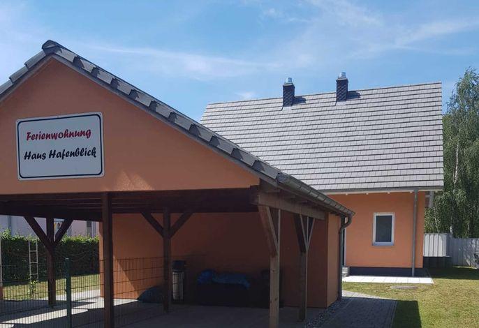 Haus - Hafenblick