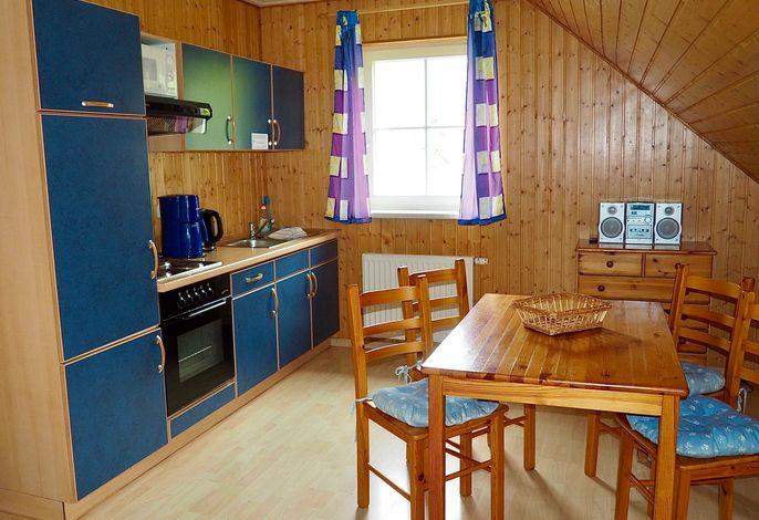 Essenbereich & Küche